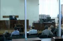 Суд по делу Роберта Кочаряна и других отложен до 8 сентября