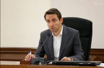 Yerevan mayor leaves for vacation