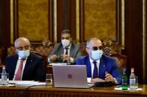 В правительстве обсуждена Стратегическая программа развития и улучшения администрирования КГД