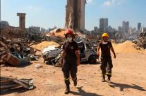 Բեյրութում պայթյունի հետևանքով զոհերի թիվը հասնել է 173-ի