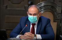 У нас есть шанс оказаться осенью на этапе преодоления коронавируса – Никол Пашинян