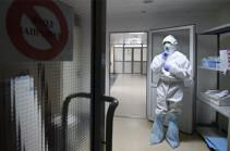 В России за сутки скончались ещё 129 пациентов с коронавирусом