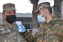 На данном этапе в Вооруженных силах Армении не ожидаются послабления режима карантина – комендант
