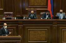 Режим чрезвычайного положения продлен – парламент отклонил проект фракции «Светлая Армения»