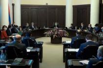 Правительство Армении утвердило 23-е мероприятие по нейтрализации экономических последствий коронавируса
