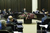 Правительство Армении утвердило 24-е мероприятие по нейтрализации экономических последствий коронавируса