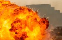 В Ираке прогремел взрыв возле колонны международной коалиции