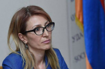 Мане Тандилян сложила депутатский мандат