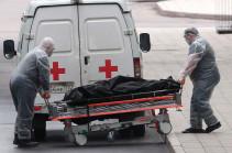 Ռուսաստանում կորոնավիրուսի հետևանքով մեկ օրում 114 մարդ է մահացել