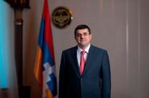 Араик Арутюнян подписал законы