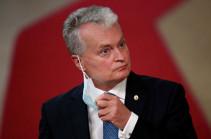 Легитимность под вопросом. Президент Литвы высказался о Лукашенко