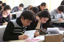 Հանրակրթական դպրոցում գրականության՝ որպես առանձին առարկայի ուսուցումն իրականացվում է 7-9-րդ դասարաններում. ԿԳՄՍՆ