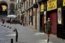 Власти Испании усиливают карантин