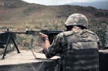 ВС Азербайджана за неделю нарушили режим прекращения огня около 300 раз