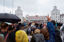 Lukashenko accuses US and Europe of orchestrating Belarusian protests