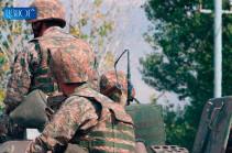 Azerbaijan violates ceasefire 350 times during past week