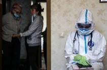 Russia reports over 4,600 new coronavirus cases