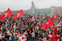 Over 50 detained after August 25 mass protests in Belarus