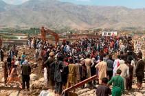 Afghanistan: Deadly flash floods kill dozens, damage homes