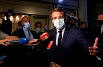 France's Macron calls on Lebanon to form new government