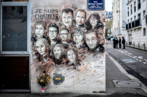 Charlie Hebdo: 14 suspects on trial over Paris massacre