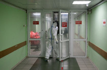 Russia reports 4,995 new coronavirus cases in the past day
