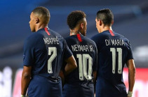 French football club PSG reports three positive COVID-19 cases among players