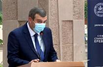 Yerevan mayor has new deputy