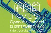 Անսահման ջազ սահմանում. «Yerevan Jazz Fest»-ը կմեկնարկի Բերդ քաղաքում