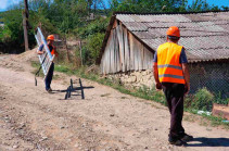 Borderland villages of Tavush region are in the spotlight of the partner organizations