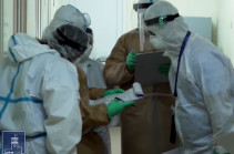 Number of coronavirus cases in Armenia increases by 172 in 24 hours, 3 new deaths reported