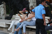 Masks to be mandatory in parks and urban squares
