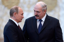 Lukashenko arrives in Sochi for talks with Russian president