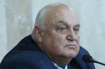 Бывшему ректору ЕГУ Араму Симоняну предъявлено обвинение в растрате