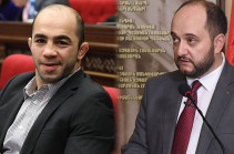 Arsen Julfalakyan invites education minister to live debate