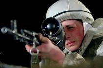 Снайперы и разведчики России и Армении отработали новые способы боя в ходе двустороннего БТУ на полигоне Алагяз