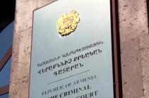 ՀՀ վերաքննիչ դատարանը բավարարել է քրեական ենթամշակույթի հետ կապված հանցագործությունների կատարման մեջ մեղադրվող 2 անձանց չկալանավորելու դատական ակտերի դեմ դատախազության բողոքները