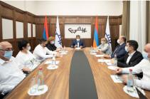 Нужно сформировать атмосферу тесного сотрудничества со здоровыми силами – партия «Родина» провела заседание Совета