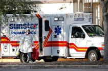 В США выявили более 44 тысяч случаев заболевания коронавирусом