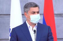 В ближайшее время в Армении ожидаются серьезнейшие политические развития, в которых партия «Родина» сыграет ключевую роль – Артур Ванецян