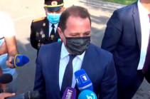 Он должен обвинять сам себя, а вместо этого обвиняет армянскую сторону – Давид Тоноян о заявлении Алиева