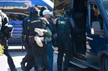 Բելառուսում Արդարադատության երթի ընթացքում առնվազն 230 մարդ է ձերբակալվել