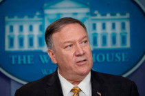 USA committed to continuing to build our bilateral partnership based on shared democratic values: Mike Pompeo congratulates Armenia on Independence Day