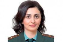 Հայկական կողմը տեղեկություն չունի հայ-ադրբեջանական սահմանին ադրբեջանցի զինծառայողի մահվան մասին. Շուշան Ստեփանյան