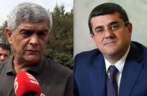 Араик Арутюнян сделал опасное заявление – Виталий Баласанян