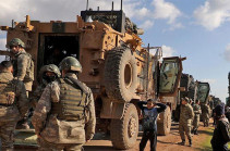 Թուրքիան Սիրիայում ուժեղացնում է ռազմական ներկայությունը