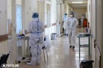 Հայաստանում մեկ օրում հաստատվել է կորոնավիրուսի 115 դեպք, մահերի թիվն ավելացել է 3-ով