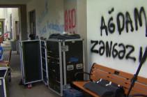 Shots Fired at Armenian KZV School in San Francisco