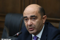 Edmon Marukyan: Bright Armenia to initiate impeachment process at parliament if it demands government's resignation