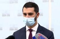 Они не смогут мобилизовать широкую поддержку – Рубен Рубинян о митинге трех партий